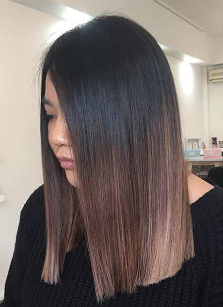 Medium Length Hairstyles Beautifulfeed (19)