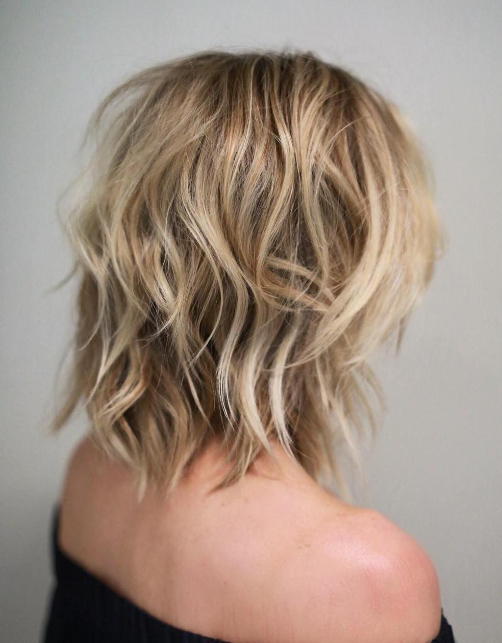 Medium Length Hairstyles Beautifulfeed (2)