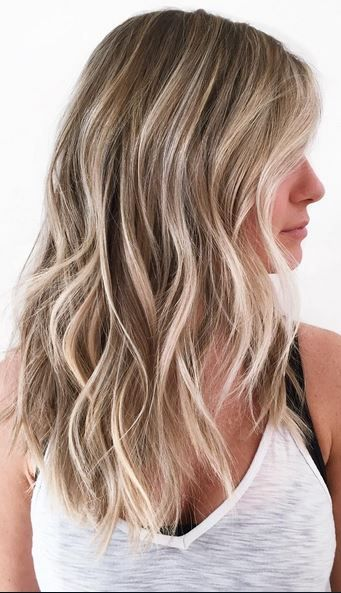 Medium Length Hairstyles Beautifulfeed (3)