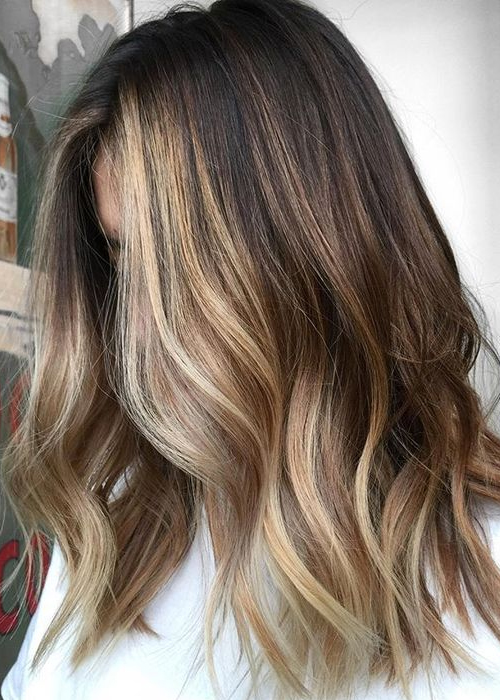 Medium Length Hairstyles Beautifulfeed (30)