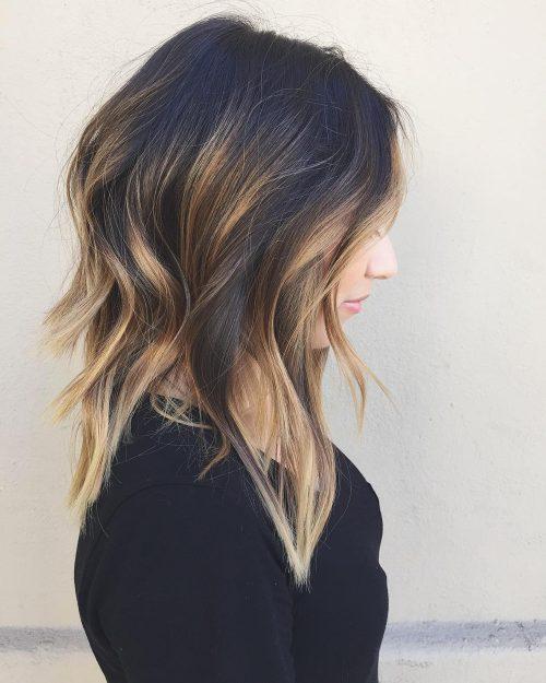 Medium Length Hairstyles Beautifulfeed (35)