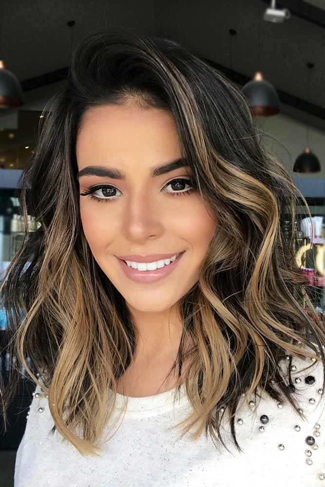 Medium Length Hairstyles Beautifulfeed (5)
