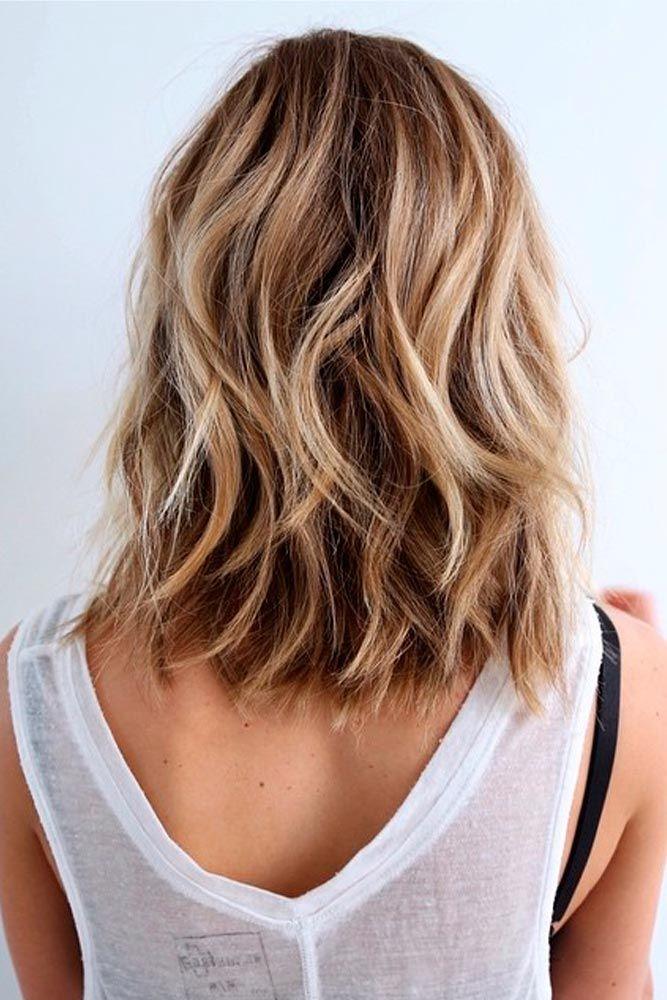 Medium Length Hairstyles Beautifulfeed (9)