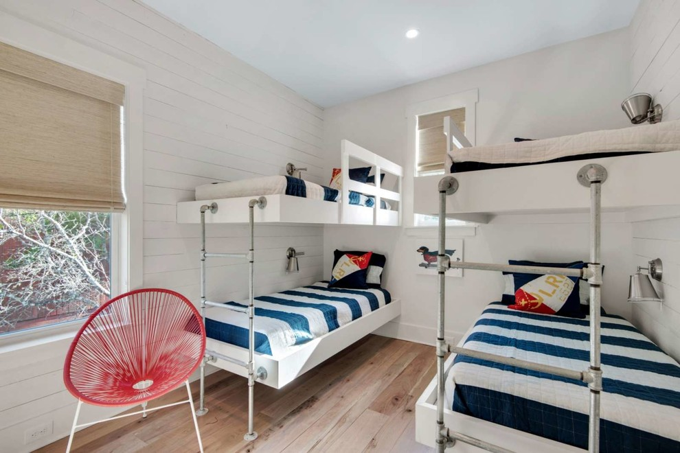 Industrial style Bunk Beds Beautifulfeed