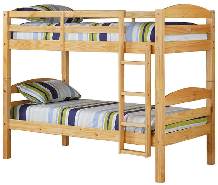 Standard Bunk Beds Beautifulfeed