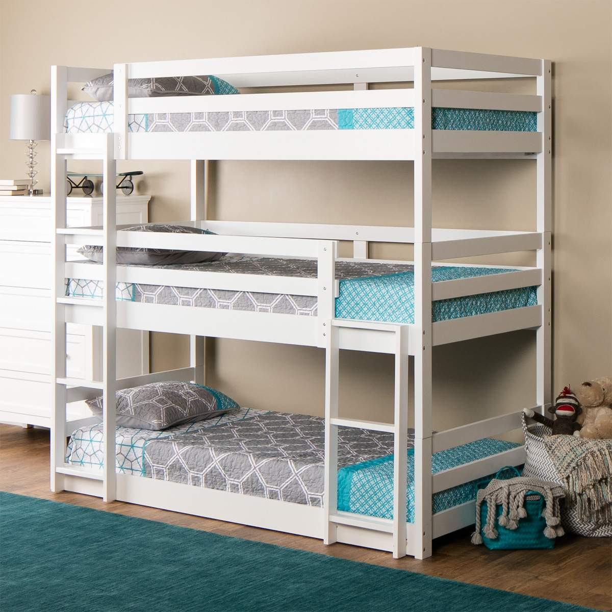 Triple Wretham Loft Bed Beautifulfeed