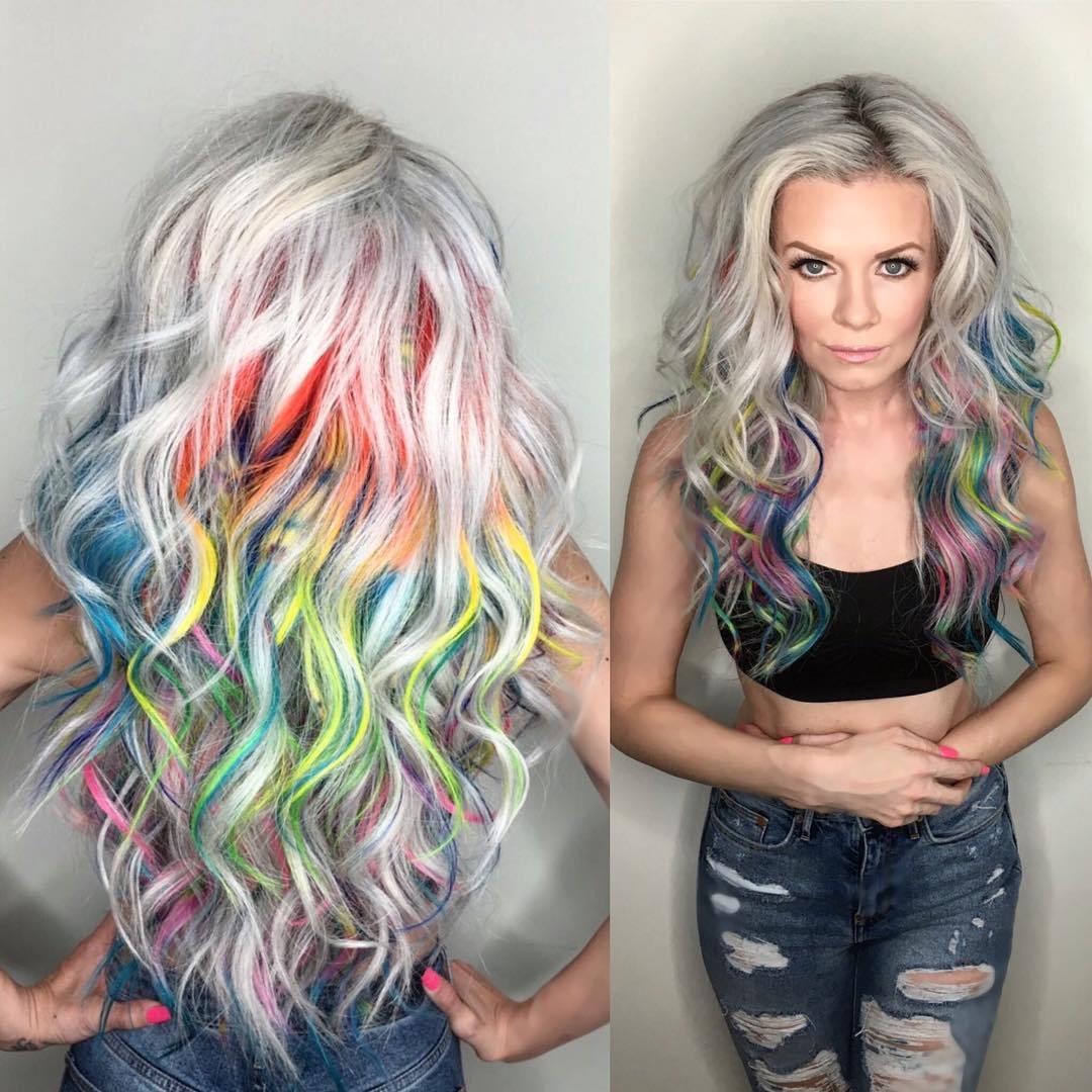 Ash Blonder Hair