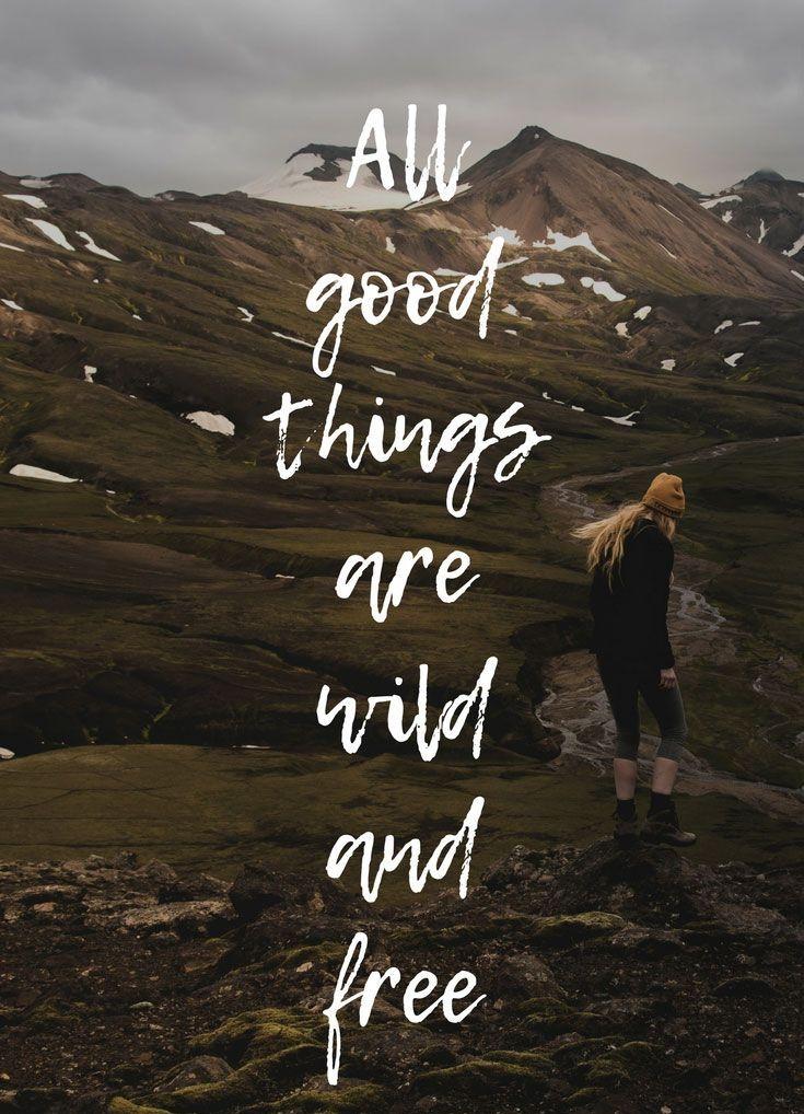 Best Nature Quotes (25)