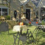 25 Halloween Front Yard Decor Inspiration
