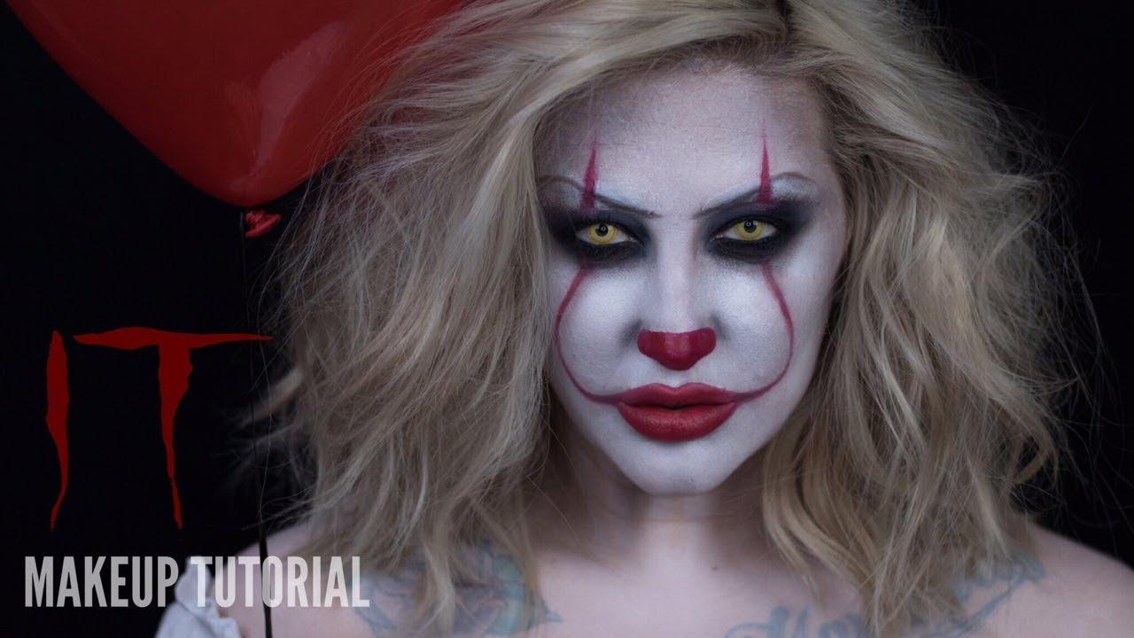 IT 2017 Makeup Tutorial