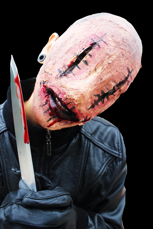Smiley – Halloween Makeup Tutorial Horror