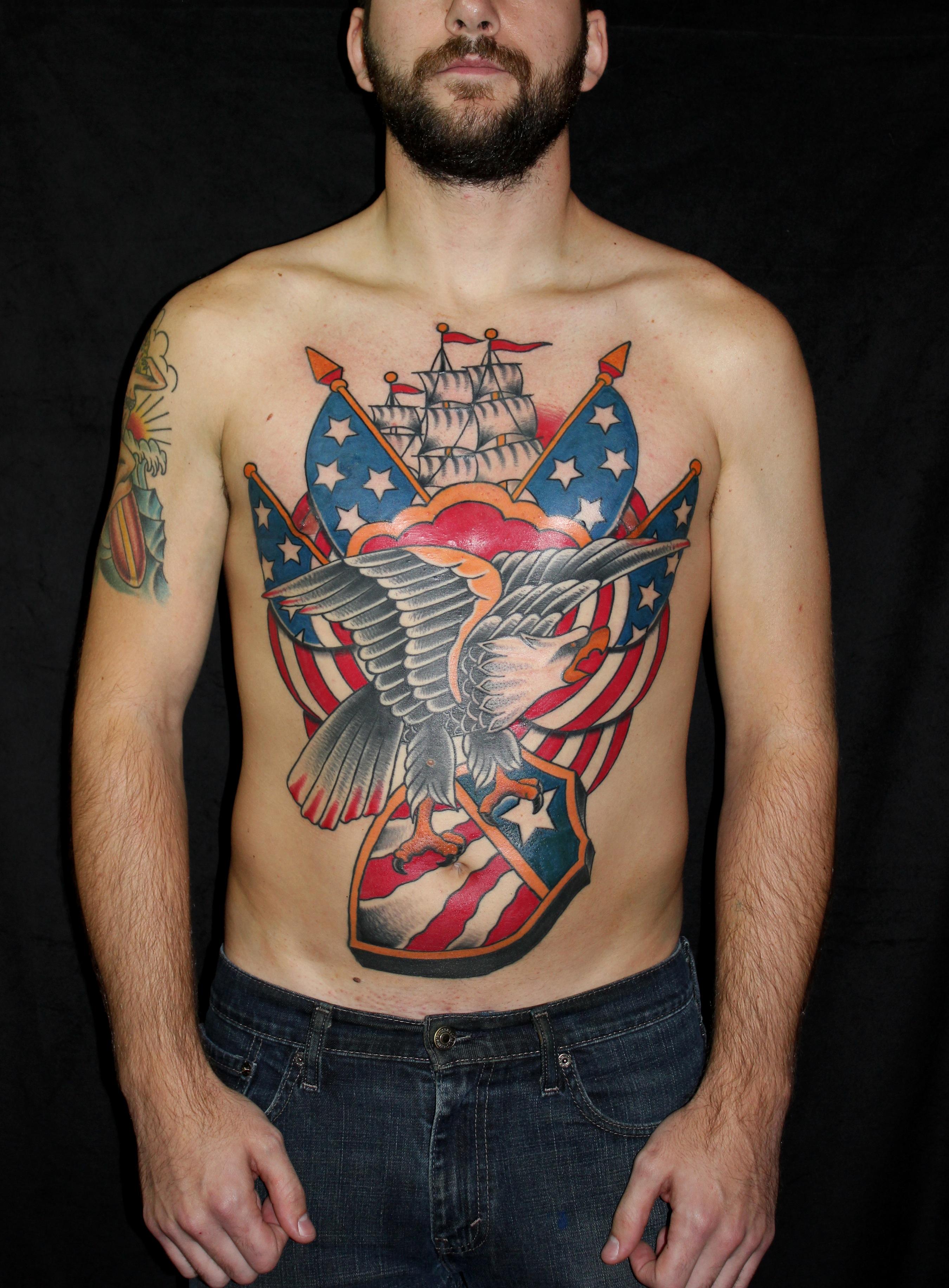 American Tattoo (6)
