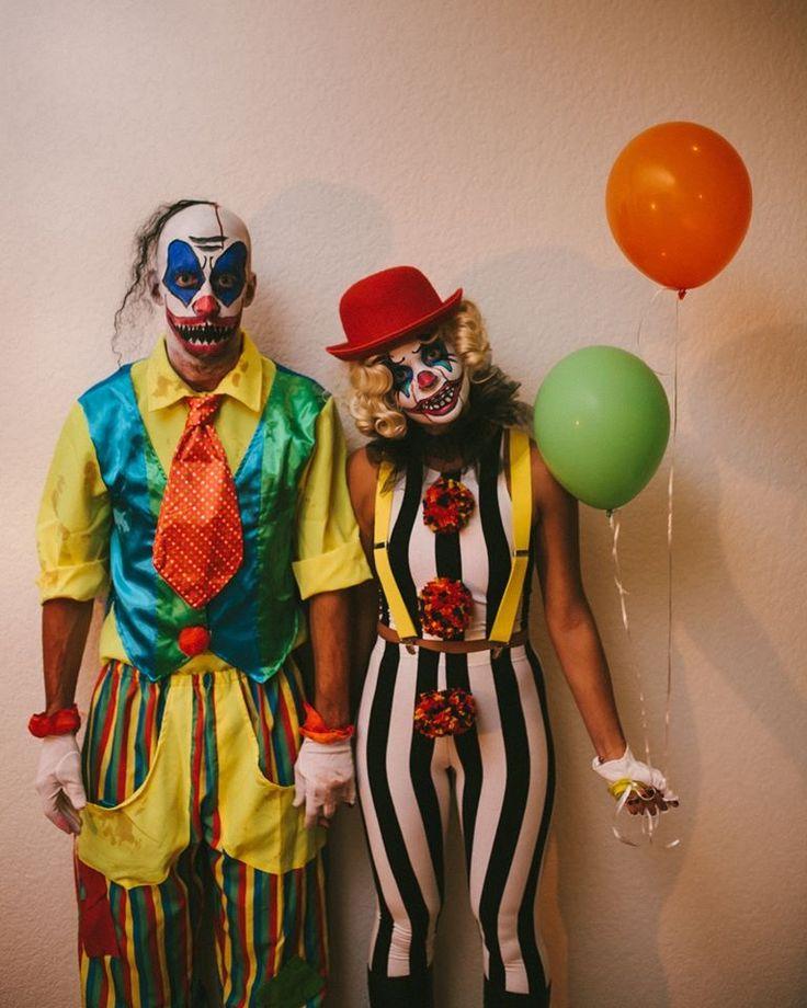 Clown Makeup (1)