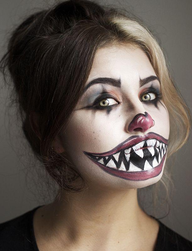 Clown Makeup (13)