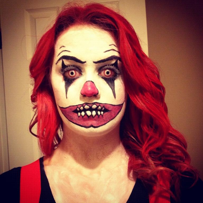 Clown Makeup (15)