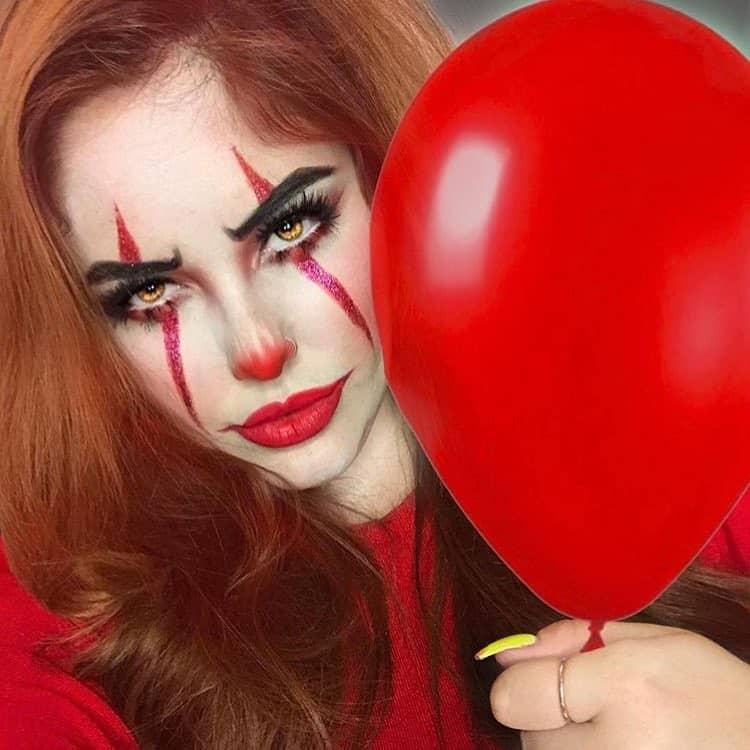 Clown Makeup (18)