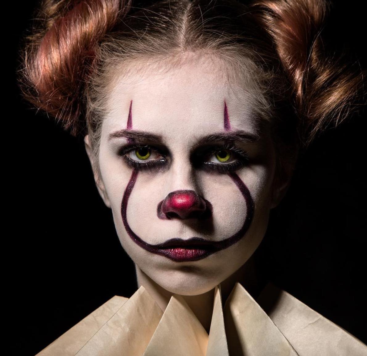 Clown Makeup (19)