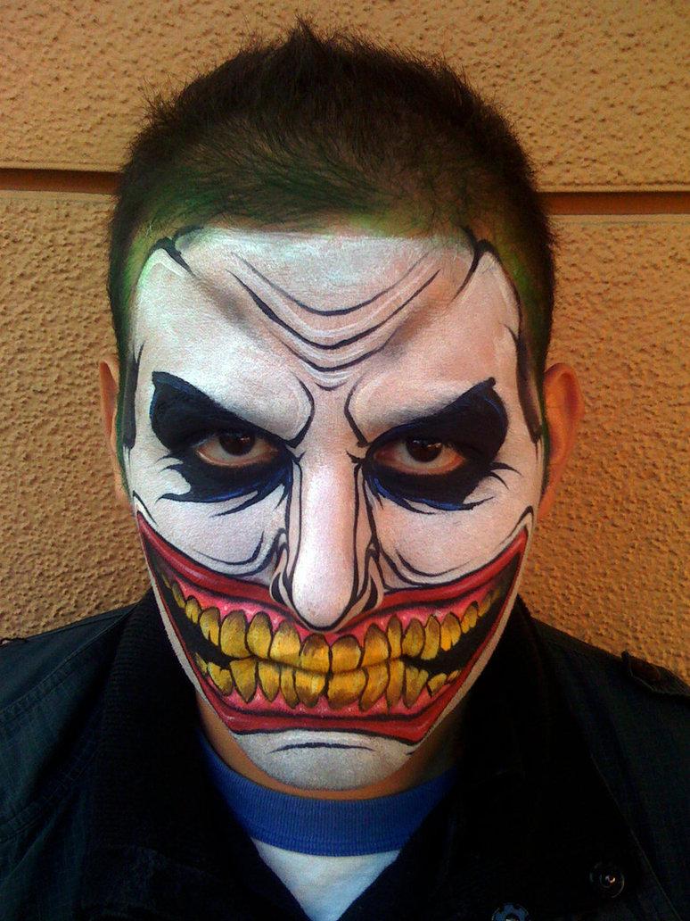 Clown Makeup (20)