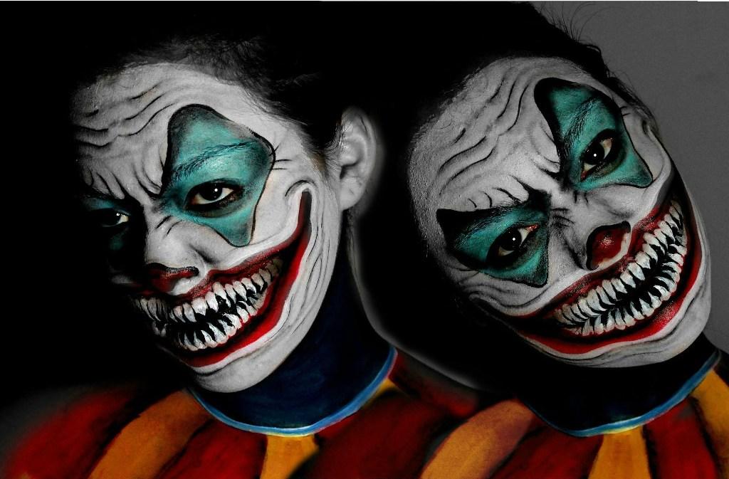 Clown Makeup (21)
