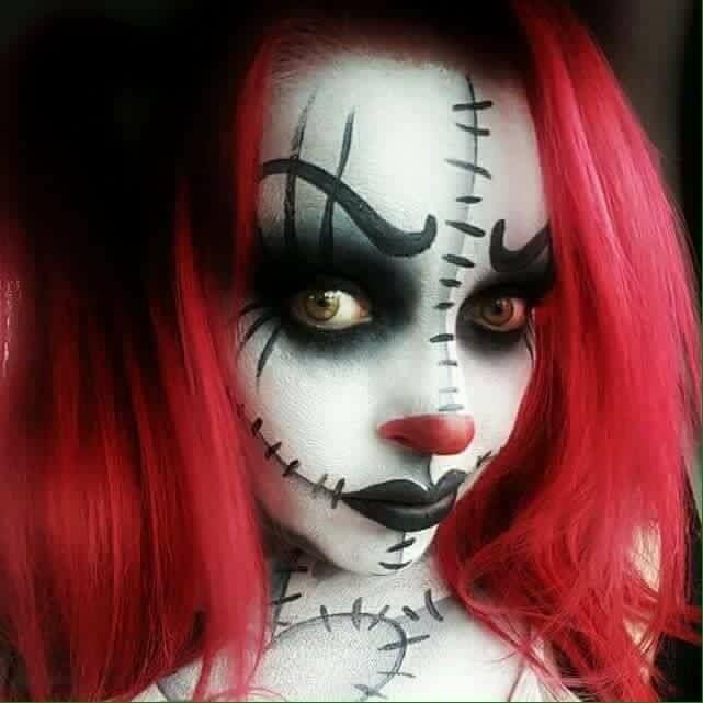 Clown Makeup (24)