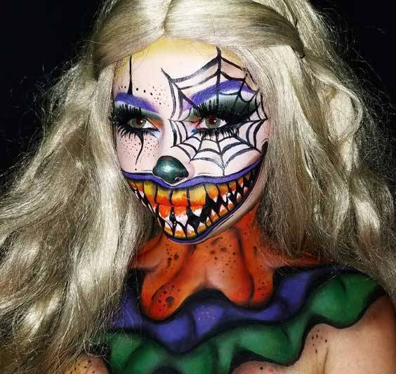 Clown Makeup (29)