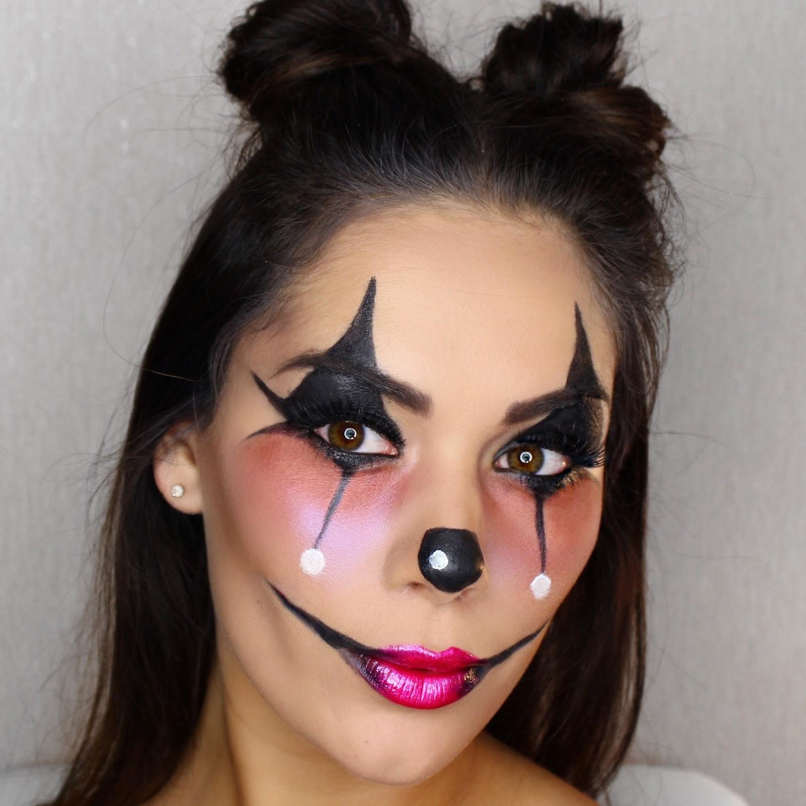 Clown Makeup (3)