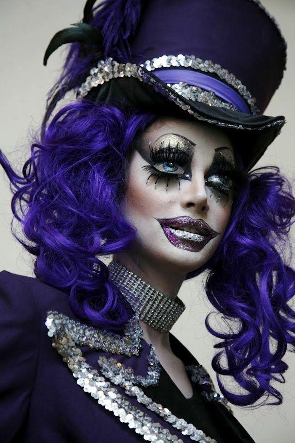 Clown Makeup (9)