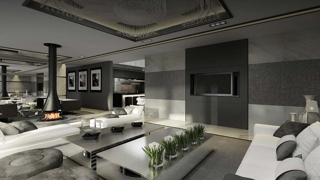 Contemporary Interiors (2)