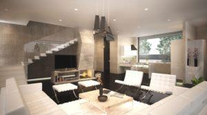 30 Warm Contemporary Interiors Design Ideas