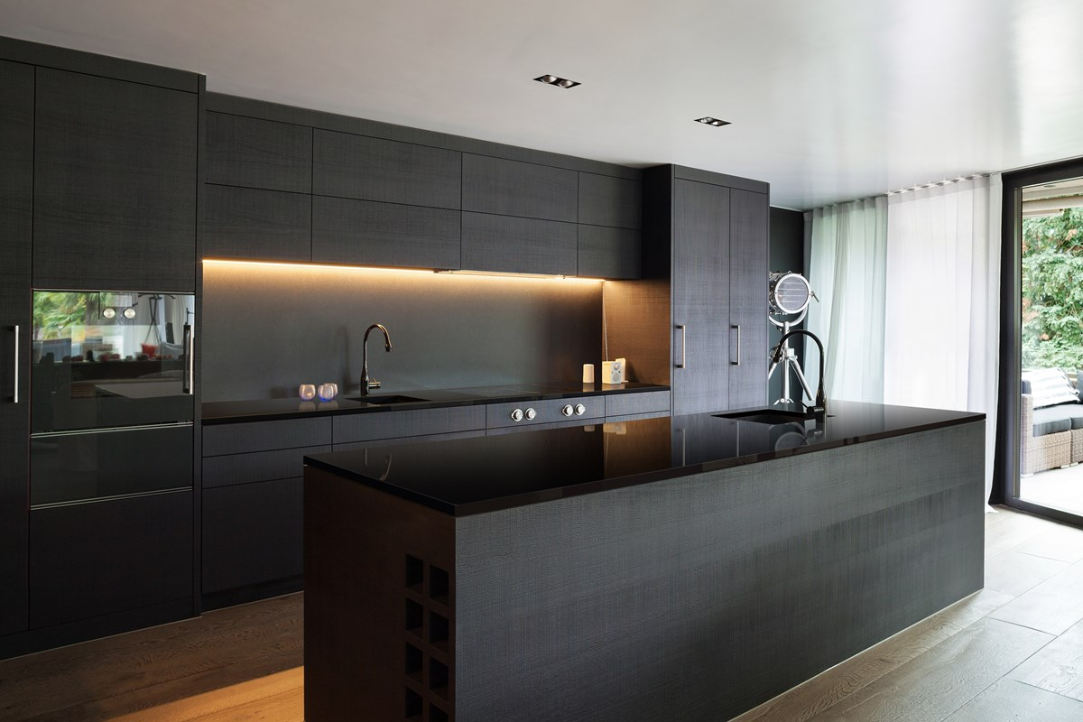Contemporary Kitchen Cabinet (28)
