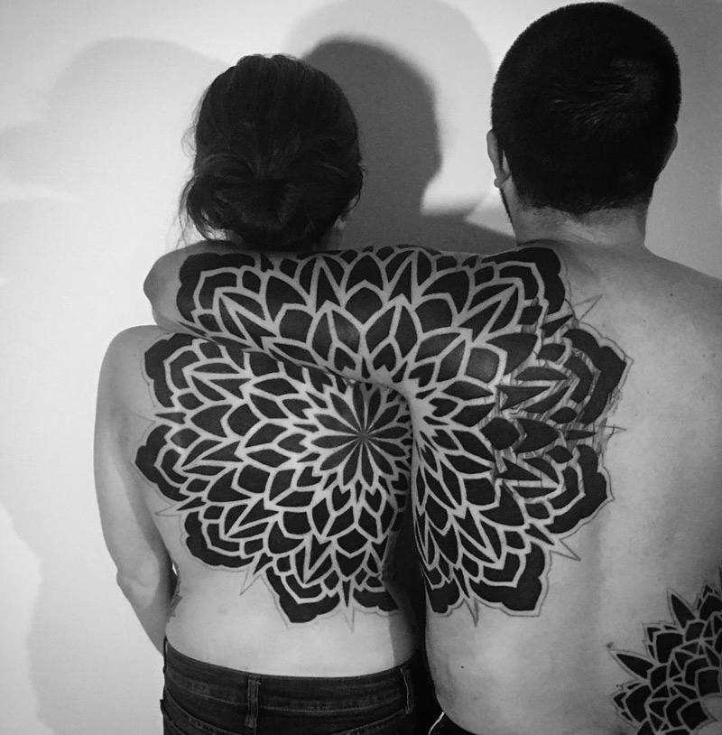 Couple Tattoo (10)