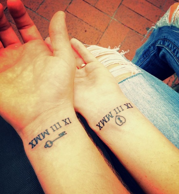 Couple Tattoo (12)