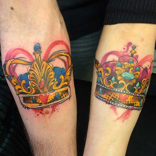 Couple Tattoo (20)