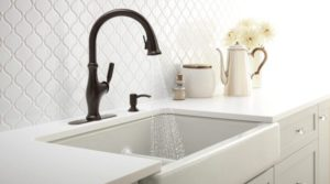 25 Amazing Farmhouse Style Kitchen Sinks