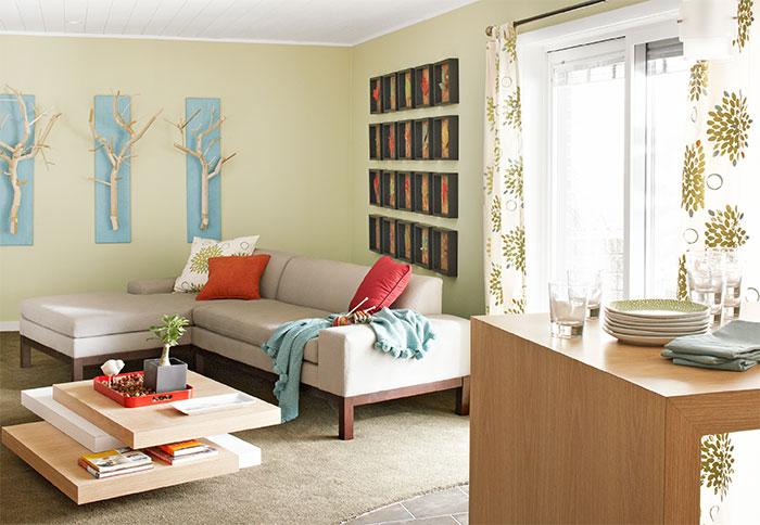 Living Room Color Scheme (19)