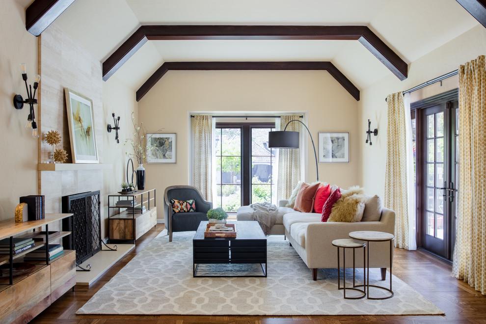 Living Room Color Scheme (29)