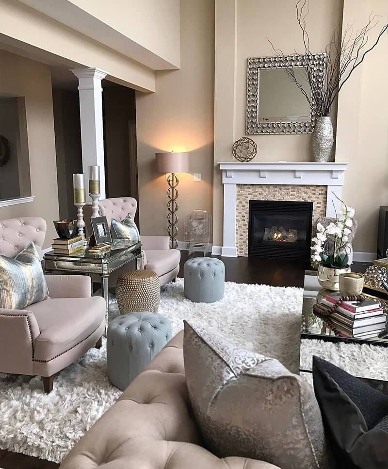 Living Room Color Scheme (3)