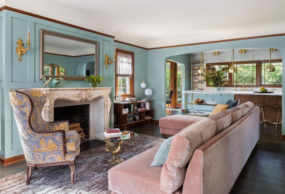 Living Room Color Scheme (30)