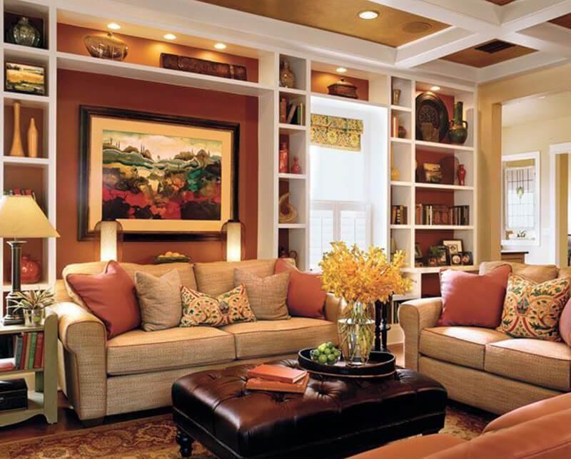 Living Room Color Scheme (4)