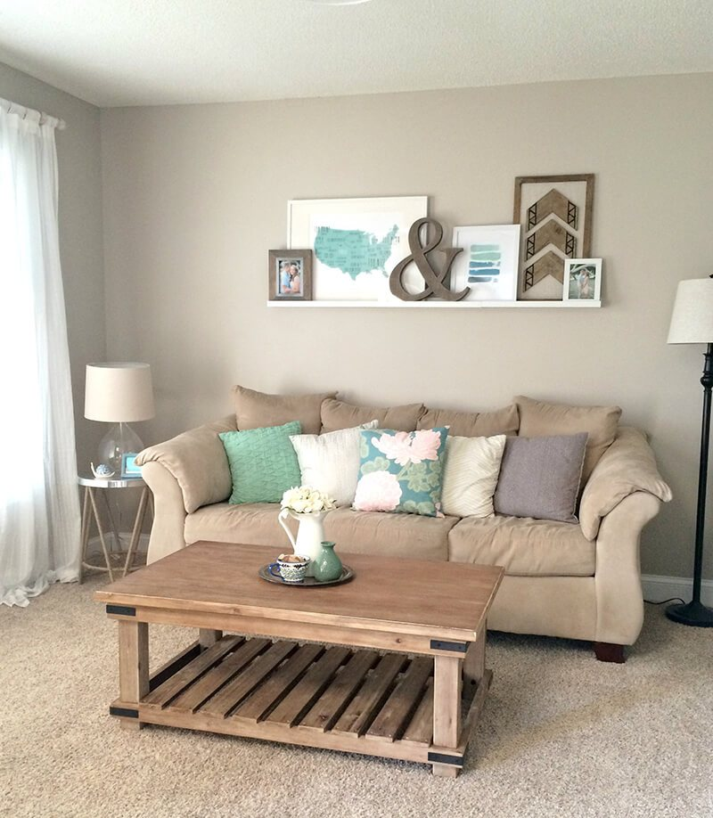 Living Room Color Scheme (6)