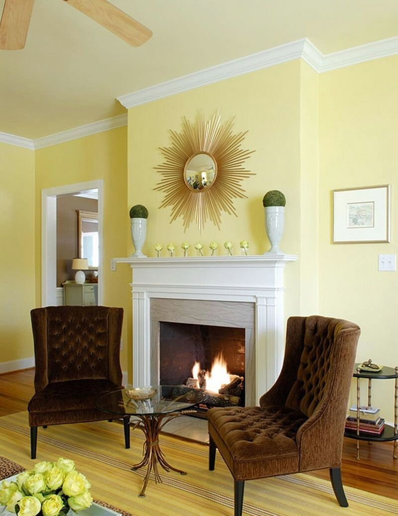 Living Room Color Scheme (7)