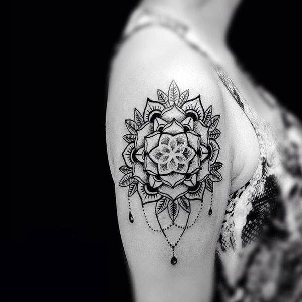 Mandala Tattoo (15)