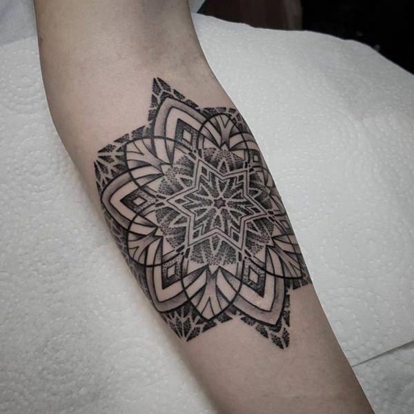 Mandala Tattoo (16)