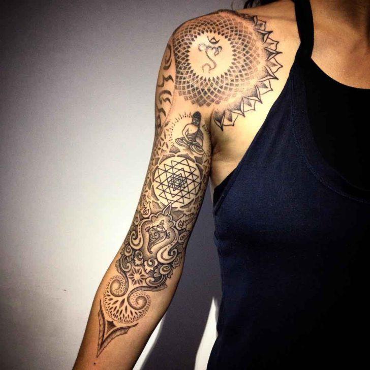 Mandala Tattoo (18)