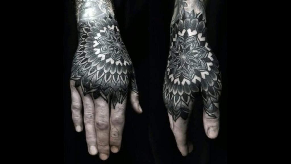 Mandala Tattoo (20)