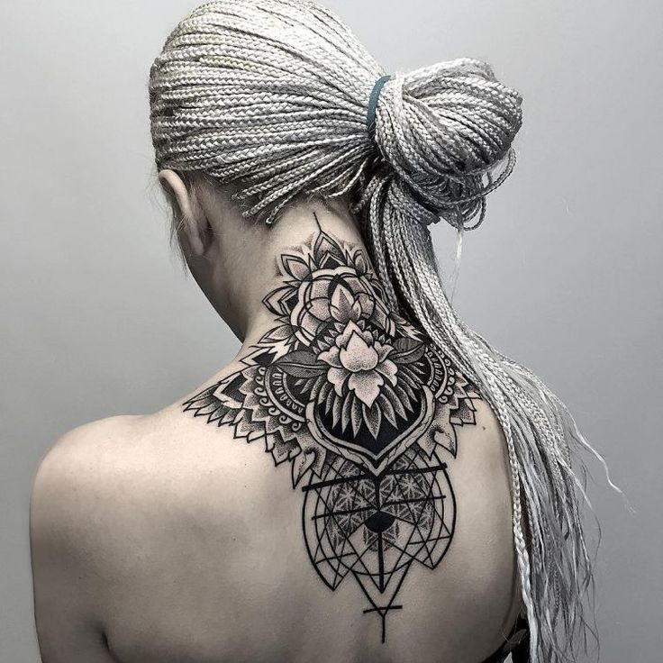 Mandala Tattoo (25)