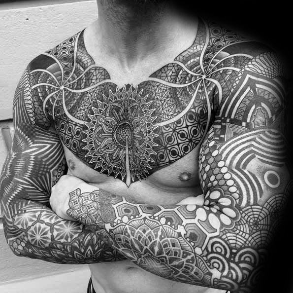Mandala Tattoo (29)