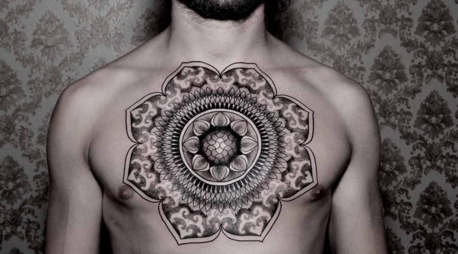 Mandala Tattoo (8)