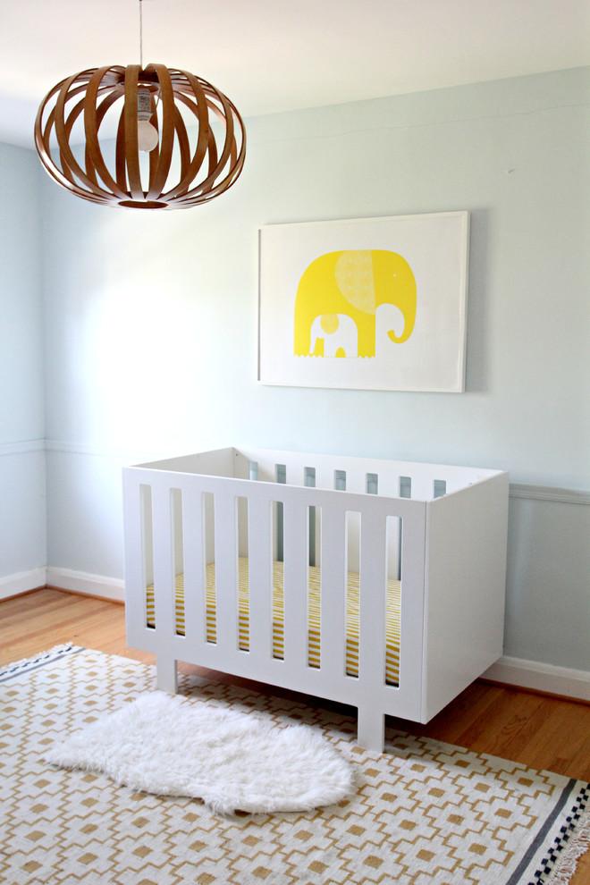 Modern Nursery Designs (22)