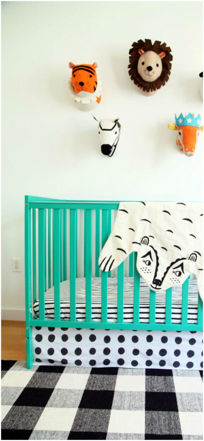 Modern Nursery Designs (25)